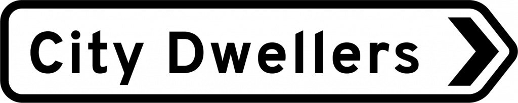 City Dwellers Uk Cities Logo